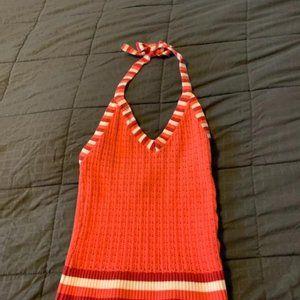 Vintage Diesel knit halter top